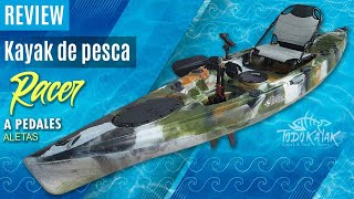 "Vídeo: Kayak de Aletas ""Racer"""