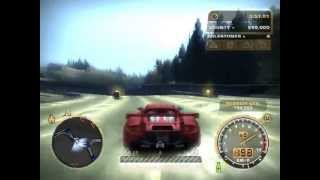 Need for speed most wanted (mod pursuit Most Wanted Inferno)