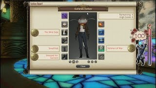FFXIV: Fashion Report Friday - Week 61 - Theme : Outlands Outlaw