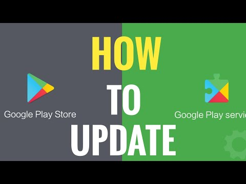 update google play store 2019