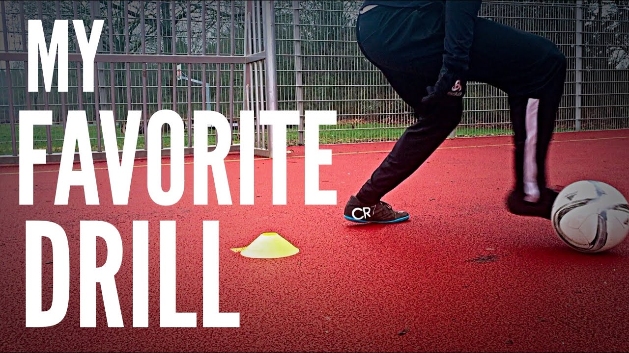 The #1 Soccer/Football Drill You NEED in Your Training Sessions