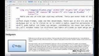 Introducción al HTML: Texto alternativo y titulo de imagen