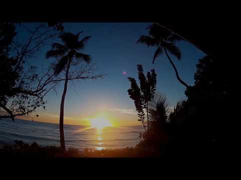 Seychellen Silhouette Island