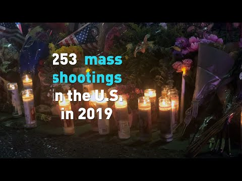 Mass Shootings In The US