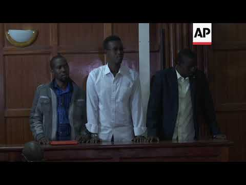 3 men charged over deadly 2013 Nairobi mall attack