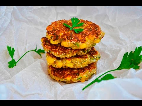 Corn Patties | INDIAN RECIPES | WORLD'S FAVORITE RECIPES | HOW TO MAKE