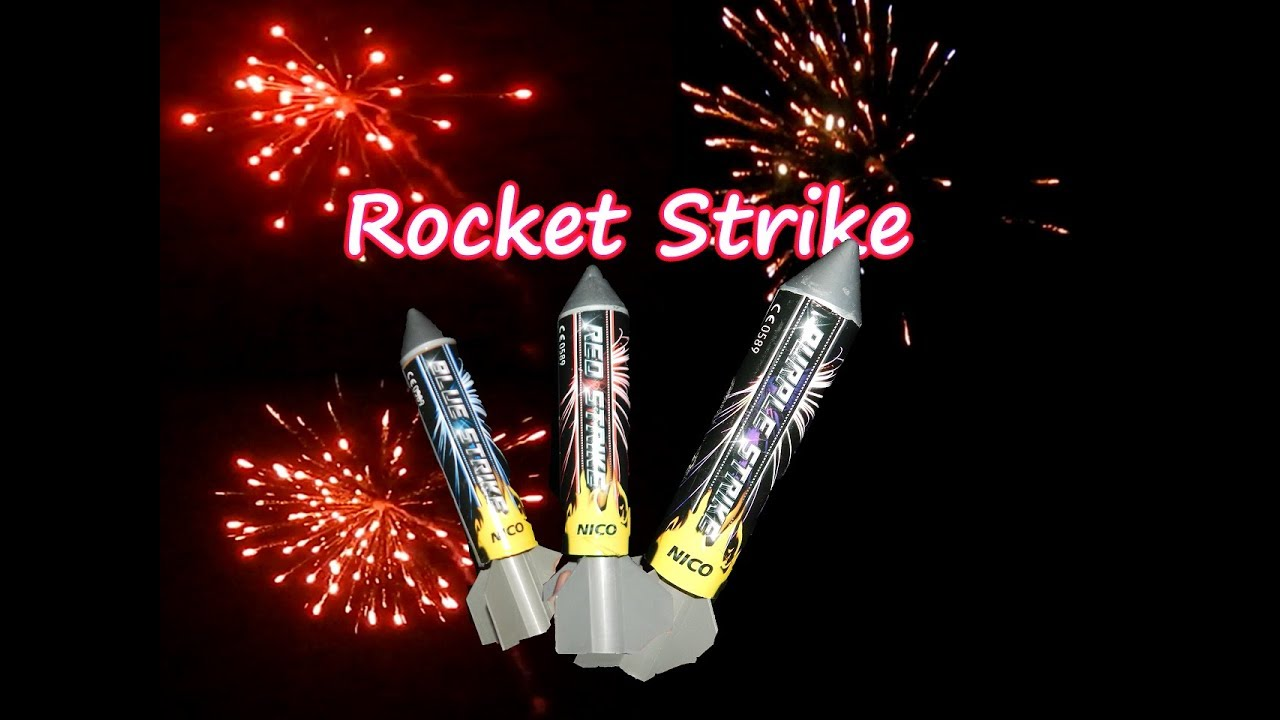 Rocket Strike | X-Tail-Rockets - Nico [Countdown - 28 Tage ...