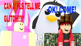 GLITCH dans ADOPT ME!! | ADOPTION ROBLOX ME