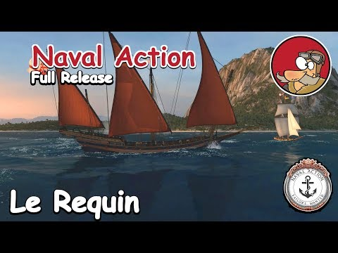 Ships Of Naval Action - Le Requin - DLC Ship