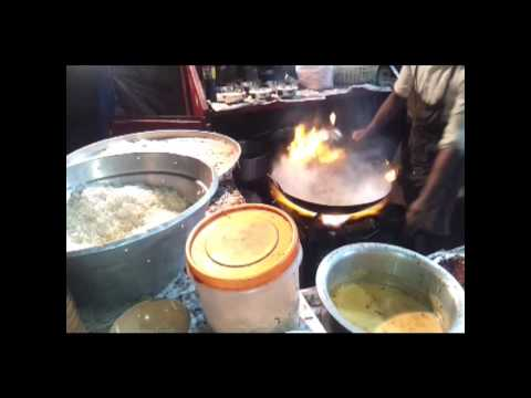 Indian Street Food   chef