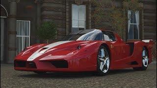 Forza Horizon 4 First Drive of Car Pass Ferrari FXX and Jaguar C-Type