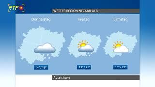 RTF.1-Wetter 14.07.2020