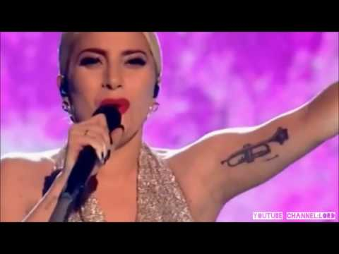 Lady Gaga   Million Reasons The X Factor UK