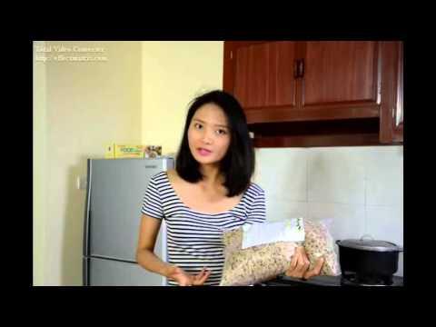 Cách nấu cơm gạo lứt ngon (món ăn để detox thải độc cơ thể)