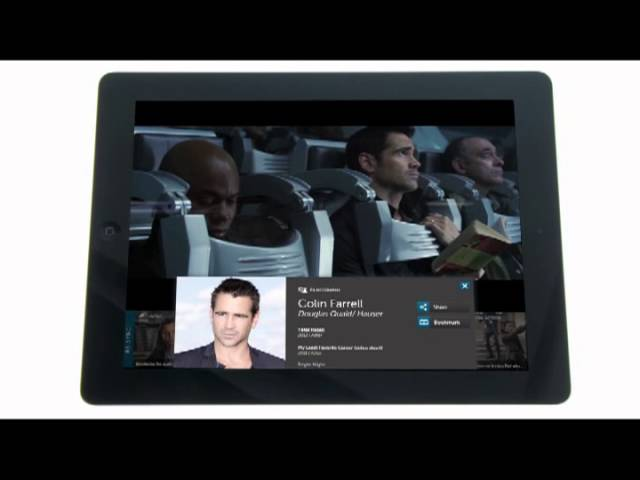 Total Recall - Movietouch app