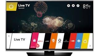 Unboxing SmartTv full HD LG 40LH5710 40'' Comprada en SagaFalabella