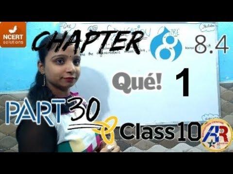 maths-cbse/ncert- -class-10- -trigonometry- -chapter-8- -exercise-8.4- -q-1- -part-30