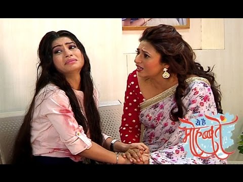 Yeh Hai Mohabbatein 1st September 2016 Mihir's Accident, Aliya Takes Mihir To Hospital