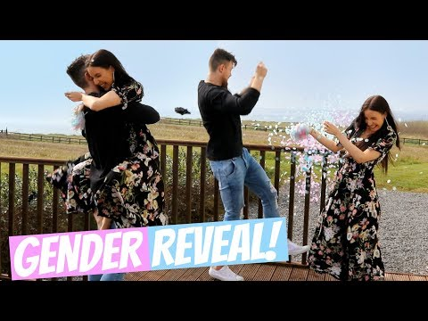 GENDER REVEAL!! We WERE NOT expecting this!!!