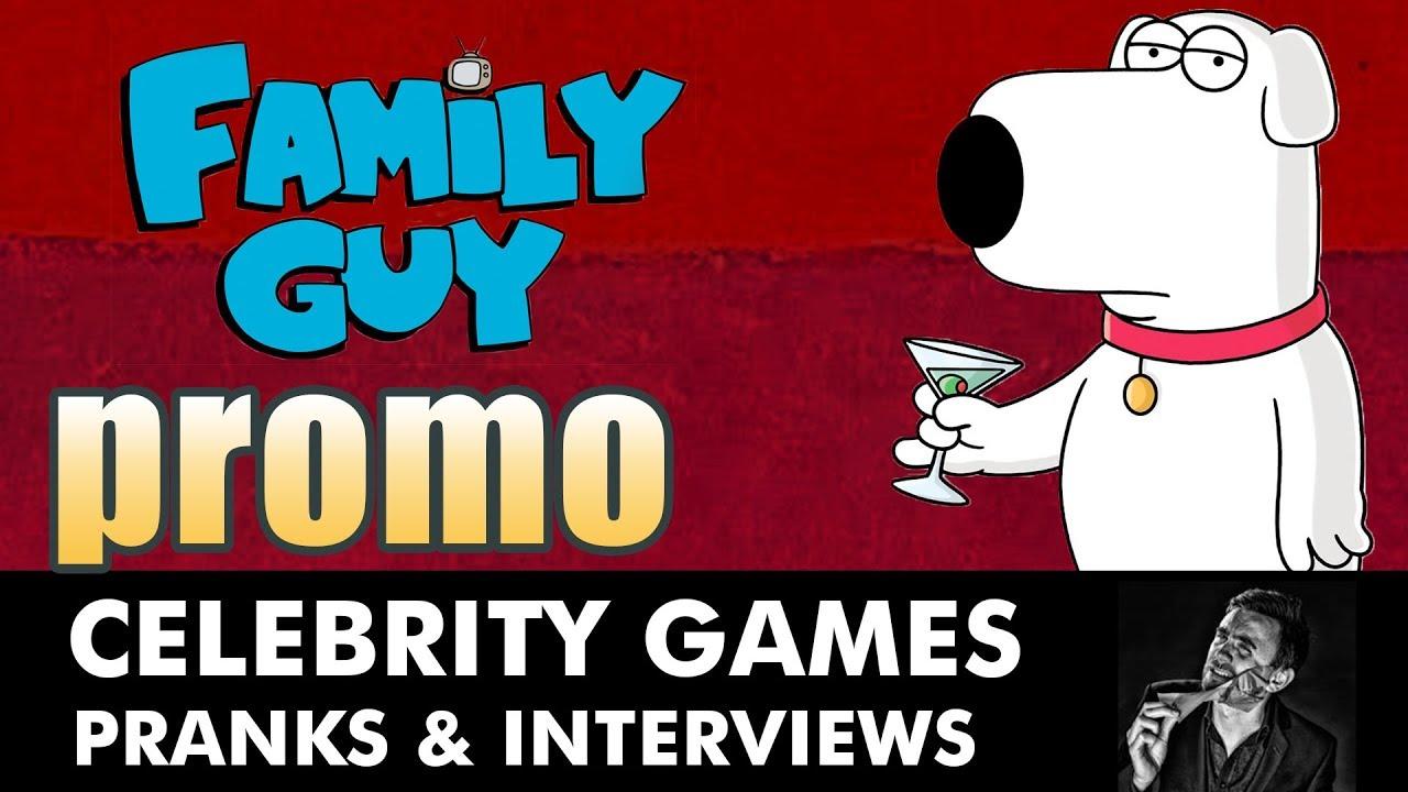 And Im Joyce Kinney Family Guy Promo