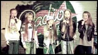 Open Kids   На Десерт live at Europa Plus Radio Bar Kiev 107 0 FM 2013
