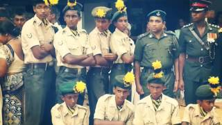 Sri Sumangala College Kandy Cadet Band 2015