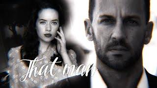 THAT MAN | Narcisse & Lola modern AU