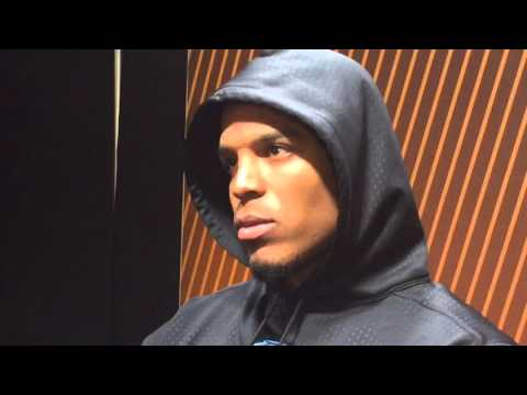 Cam Newton Goes Quiet, Storms Out Of Press Conference After Super Bowl Loss
