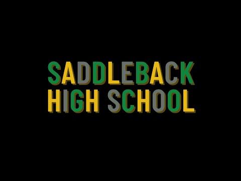 Saddleback High School Tour