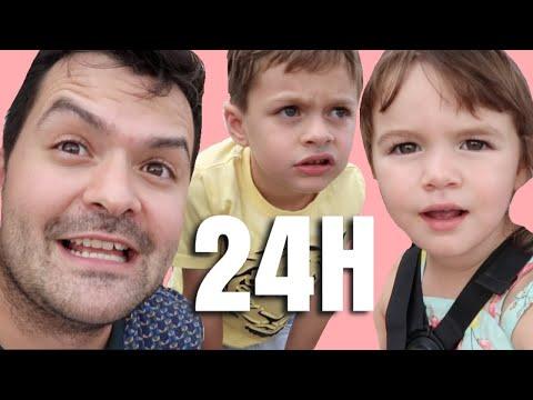 VLOG #49 // 24H Sans Maman