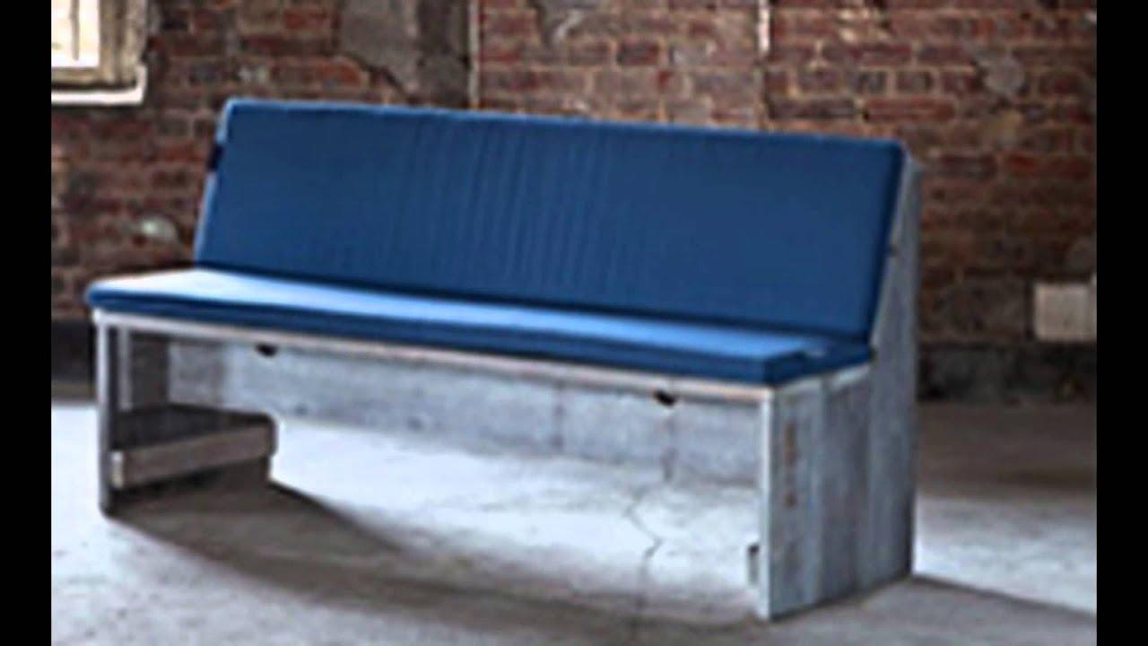 Rückenlehne Für Sitzbank Selber Bauen: Edelstahl