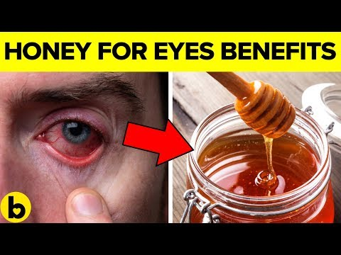 Benefits Of Applying Honey Under Your Eyes And Other Tips