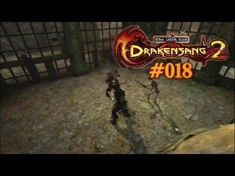 Let's Play Drakensang II - Am Fluss der Zeit [Blind] [DLC] #018 - Sand der Arena  