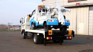 Эвакуатор 3.5 тонн на короткой базе(, 2014-02-06T06:45:59.000Z)