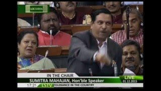 Shri Pralhad Joshi's speech on Intolerance debate in LokSabha: 01.12.2015