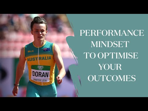 Tips on a Performance Mindset to Optimise Your Outcomes with Jake Doran