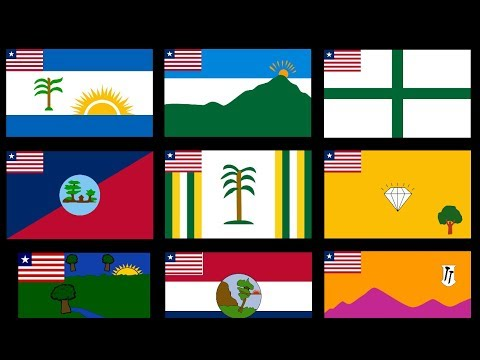 Actually, Liberia's Flags Are Kinda Awesome