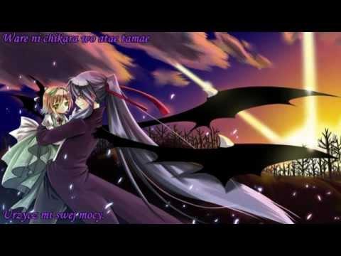 【Kamui Gakupo・Kagamine Rin】 Eternal Force Blizzard ~Kokyuu no Hyouketsu~【pl sub】