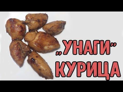 маринад для курицы в духовке рецепт пошагово в