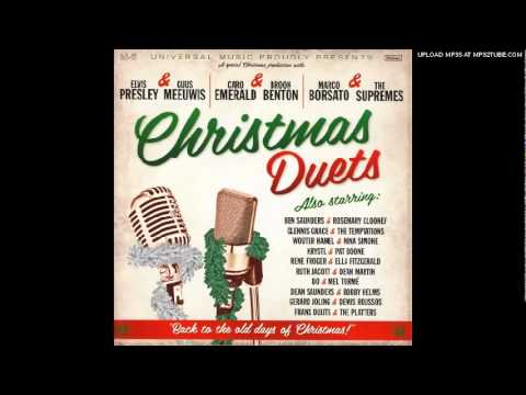 Caro Emerald & Brook Benton - Youre all I want for Christmas - YouTube