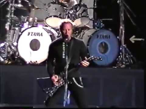 Metallica - Live in Chicago, IL, USA (2000) [Full show]