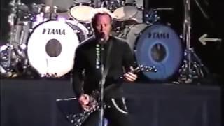 Metallica - Live in Chicago, IL, USA (2000) [Full show]
