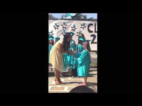 Adelante Kinder graduation Sydney diploma