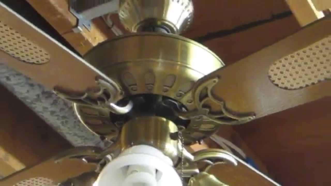 Air Cool Footprint Vent 42 Ceiling Fan