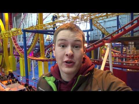 Kanada - Vlog #04 | West Edmonton Mall | Größte Mall Nordamerikas