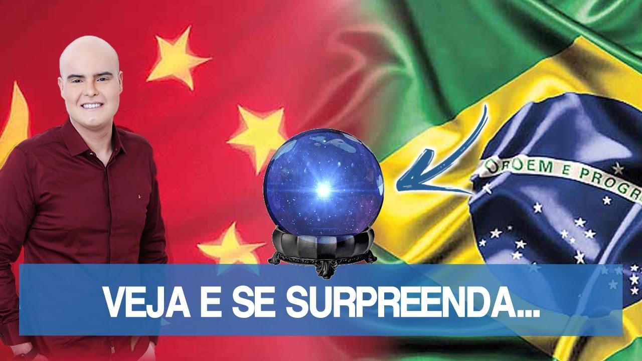 Vidente Rodrigo Tudor fez previsões e falou de mistério envolvendo a China!