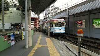 広電1156号西広島発車