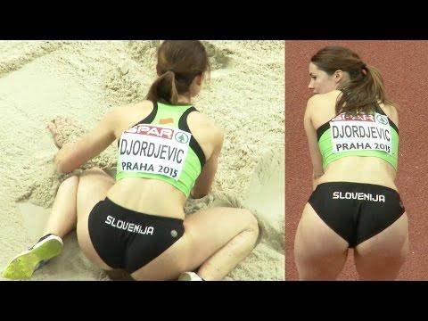 Nina Djordjevic 2015, post Marija Sestak? lovely Slovenian long jumper