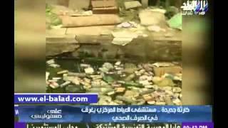 بالفيديو.. أحمد موسى يشيد بكشف «صدى البلد» لكارثة مستشفى العياط المركزي