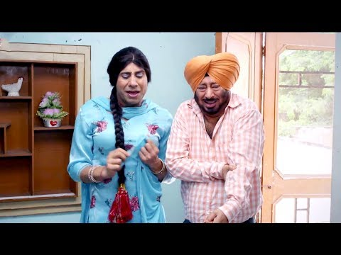 Binnu Dhillon Best Comedy Scenes | Best of Binnu Dhillon | P